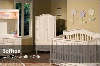 Westwood Design Saffronn With Convertible Crib